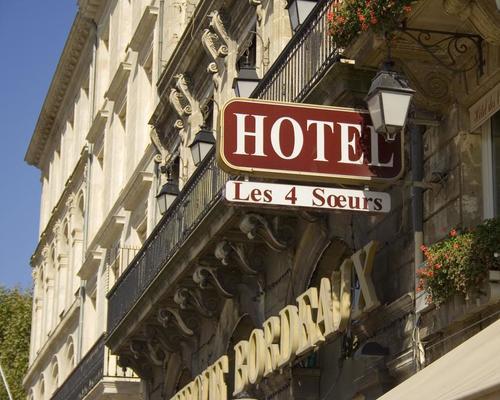Hotel Des Soeurs Bordeaux